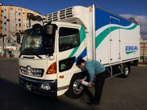 2016.12.8大阪営業所4t納車③