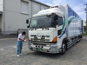 2017.8.30静岡営業所10t納車②