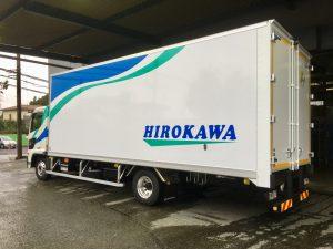 2017.10.12神奈川営業所4t納車②