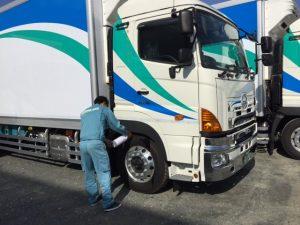 2017.11.10静岡営業所10t納車②