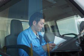 食品配送ドライバー/日勤(4t中型トラック)週4日以上